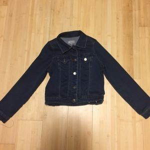 Girls size Small Tractr Jean jacket